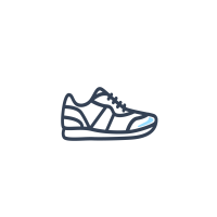 KINDER-SCHUHE RUNNING/WALKING