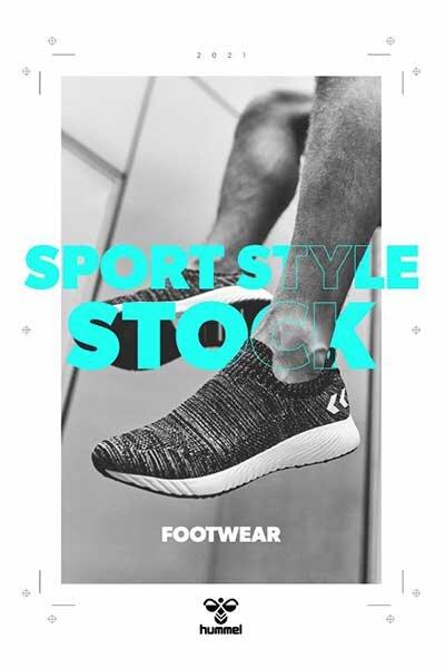 Hummel Footwear NOOS Katalog 2021
