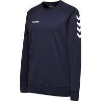 Hummel Damen-Sweatshirt HMLGo Cotton Sweatshirt 203507