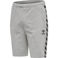 Hummel Kinder-Shorts hmlMove Classic Shorts grey melange 164