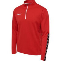 Hummel Kinder-Sweatshirt hmlAuthentic Half Zip Sweat Jr. 204928