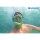 Schildkröt Schnorchel-Set Cayman 3-teilig mit Meshtasche 940002