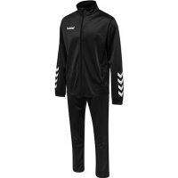 Hummel Herren-Trainingsanzug hmlPromo Poly Suit black 3XL