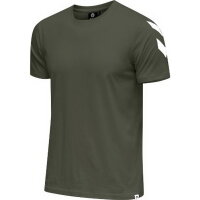 Hummel Herren-T-Shirt hmlLegacy Chevron T-Shirt 212570