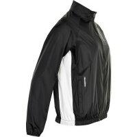 Newline Damen-Laufjacke Black Track Jacket Woman 070423