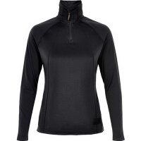 Newline Damen-Lauf-Shirt Black Jumpmaster Warm Shirt...