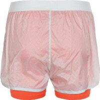 Newline Damen-Lauf-Shorts Black 2-Lay Shorts Woman 070512