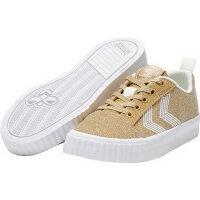 Hummel Mädchen-Sneaker Base Court Glitter Jr. 206419