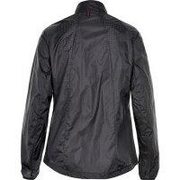 Newline Damen-Laufjacke Black Windshield Jacket Woman 077305